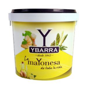 Ybarra Mayonnaise 25%
